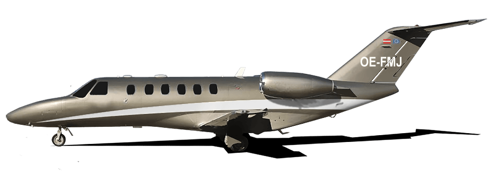 MonacoJets' Cessna Citation CJ2+ OE-FMJ